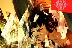 Комикс Mirror's Edge. Часть 5